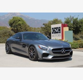 2016 Mercedes-Benz AMG GT for sale 101373561