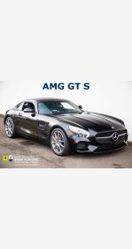 2016 Mercedes-Benz AMG GT S for sale 101380763