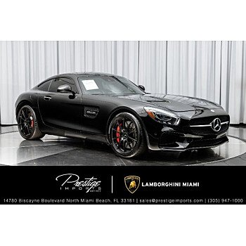 2016 Mercedes-Benz AMG GT S for sale 101397068
