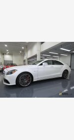 2016 Mercedes-Benz CLS63 AMG S-Model 4MATIC for sale 101036879
