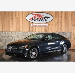 2016 Mercedes-Benz CLS63 AMG S-Model 4MATIC for sale 101097348