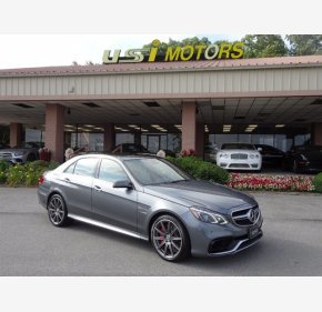 2016 Mercedes-Benz E63 AMG for sale 101359404