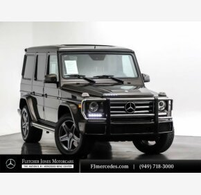 2016 Mercedes-Benz G550 for sale 101266993