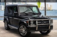 2016 Mercedes-Benz G63 AMG for sale 101371233