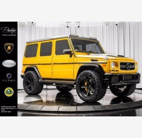 2016 Mercedes-Benz G63 AMG for sale 101397064