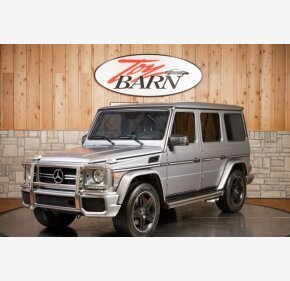 2016 Mercedes-Benz G63 AMG for sale 101481756