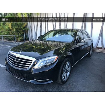 2016 Mercedes-Benz S550 Sedan for sale 101123797