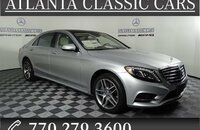 2016 Mercedes-Benz S550 Sedan for sale 101098802