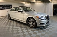 2016 Mercedes-Benz S550 Sedan for sale 101112323
