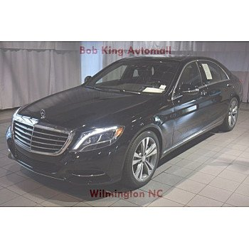 2016 Mercedes-Benz S550 Sedan for sale 101162709