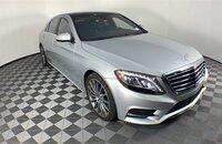 2016 Mercedes-Benz S550 Sedan for sale 101199109