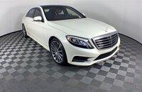 2016 Mercedes-Benz S550 Sedan for sale 101225687