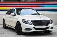 2016 Mercedes-Benz S550 Sedan for sale 101233518