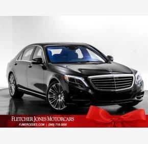 2016 Mercedes-Benz S550 Sedan for sale 101235500
