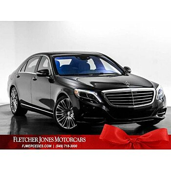 2016 Mercedes-Benz S550 Sedan for sale 101235500