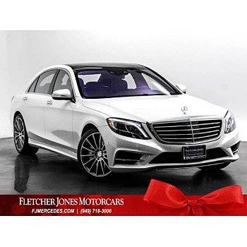 2016 Mercedes-Benz S550 Sedan for sale 101236137