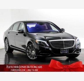 2016 Mercedes-Benz S550 Sedan for sale 101237643