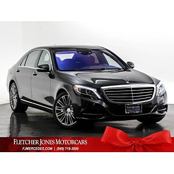 2016 Mercedes-Benz S550 Sedan for sale 101237643