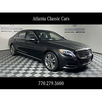 2016 Mercedes-Benz S550 Sedan for sale 101259838