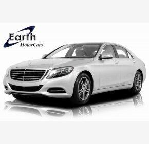 2016 Mercedes-Benz S550 Sedan for sale 101261266