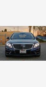 2016 Mercedes-Benz S550 Sedan for sale 101265716