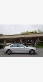 2016 Mercedes-Benz S550 for sale 101300709