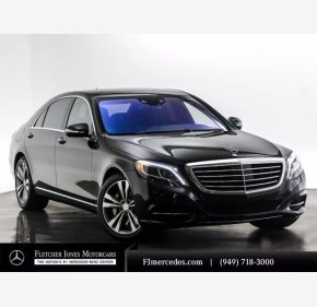2016 Mercedes-Benz S550 for sale 101410178
