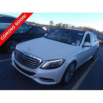 2016 Mercedes-Benz S550 for sale 101461946