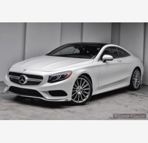 2016 Mercedes-Benz S550 4MATIC Coupe for sale 101054687