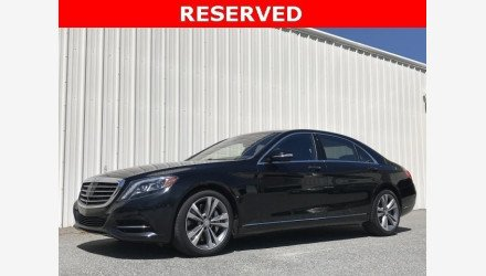 2016 Mercedes-Benz S550 4MATIC Sedan for sale 101125333