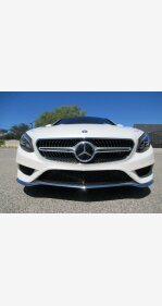 2016 Mercedes-Benz S550 4MATIC Coupe for sale 101166200