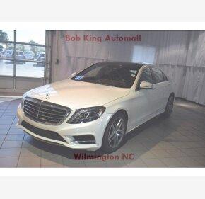 2016 Mercedes-Benz S550 4MATIC Sedan for sale 101189312
