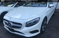 2016 Mercedes-Benz S550 4MATIC Coupe for sale 101213227