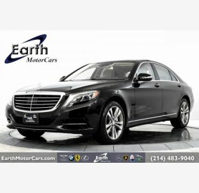 2016 Mercedes-Benz S550 4MATIC Sedan for sale 101220531