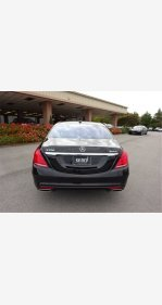 2016 Mercedes-Benz S550 4MATIC Sedan for sale 101222533
