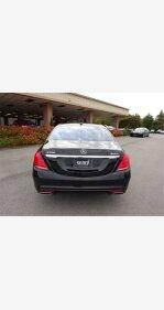 2016 Mercedes-Benz S550 4MATIC Sedan for sale 101222533