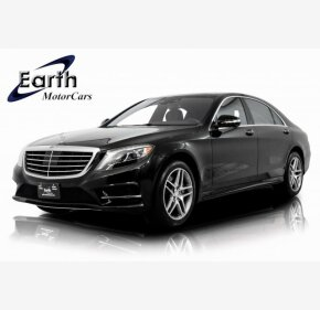 2016 Mercedes-Benz S550 4MATIC Sedan for sale 101233653