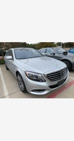 2016 Mercedes-Benz S550 4MATIC Sedan for sale 101235101