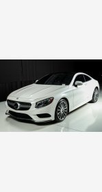 2016 Mercedes-Benz S550 4MATIC Coupe for sale 101249509