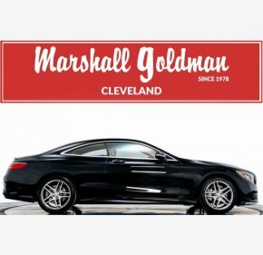 2016 Mercedes-Benz S550 4MATIC Coupe for sale 101254345