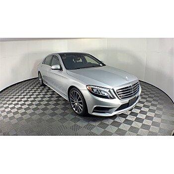 2016 Mercedes-Benz S550 4MATIC Sedan for sale 101254630