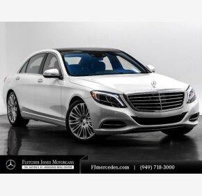 2016 Mercedes-Benz S550 4MATIC Sedan for sale 101267855