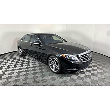 2016 Mercedes-Benz S550 4MATIC Sedan for sale 101302419