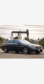 2016 Mercedes-Benz S550 4MATIC Sedan for sale 101384073