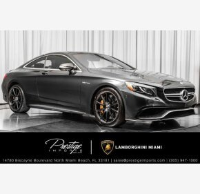 2016 Mercedes-Benz S63 AMG for sale 101423734