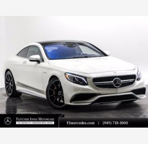 2016 Mercedes-Benz S63 AMG for sale 101436453
