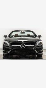 2016 Mercedes-Benz SL550 for sale 101112455