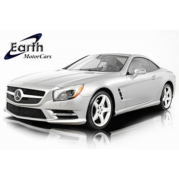 2016 Mercedes-Benz SL550 for sale 101230750