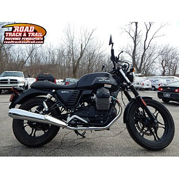 2016 Moto Guzzi V7 for sale 200707267