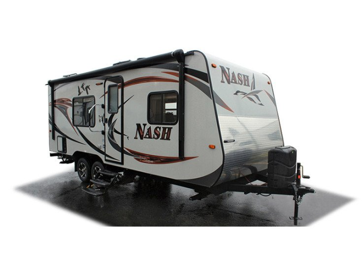 2016 Northwood Nash 23D specifications